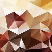 Padrão de formas geométricas — Vetorial Stock