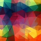 Motif de formes géométriques — Vecteur
