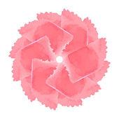 Stylized flower. — Stock Vector