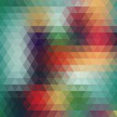 Bakgrunden geometriska mönster. — Stockvektor