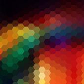 Background geometric pattern. — Stock Vector