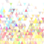 Retro wzór geometryczne kształty. — Wektor stockowy