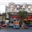 Photo: Street in Patong. Thailand. Editorial only.