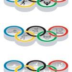 Постер, плакат: Olimpics games