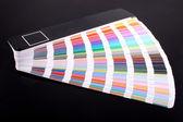 Barva palatte2 — Stock fotografie