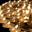 Stock Photo: Tealights