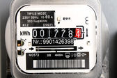 Electric meter — Photo