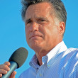 Mitt Romney giving speech — Stock Photo #12278802