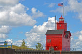 Michigan Lighthouse — Stock Photo