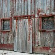 Abandoned old barn — Stock Photo #13803224
