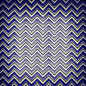 Textur blau chevron design — Stockfoto