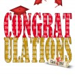 Постер, плакат: Class of 2014 Congratulations