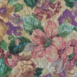 Old-fashioned floral tapestry — Stock Photo #38528149