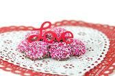 Valentine nonpareil — Stock Photo