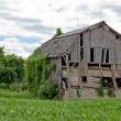 Dilapidated old barn — Stock Photo #48021579