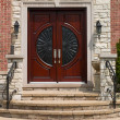 Front door — Stock Photo #28707409