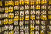 Dutch clogs — Stock Photo