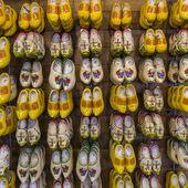 Zapatos holandés — Foto de Stock
