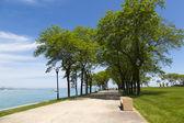 海滨公园 — 图库照片