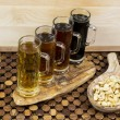 Beer flight — Stock Photo #33621733