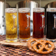 Beer flight — Stock Photo #33621759