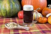Pumpkin ale — Stockfoto