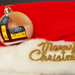 Merry Christmas decoration — Stock Photo #14884025