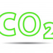 Stock Vector: Reduce CO2
