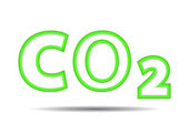 Reduce CO2 — Stock Vector