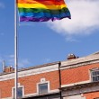 Rainbow Flag — Stock Photo #27774139