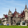 Moszna castle — Stock Photo