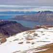 Isfjorden Fjord on the Svalbard Archipelago — Stock Photo #11078934