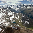 View of Swiss Alps in Summer — Foto de stock #12625903