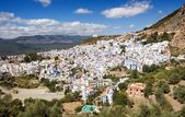 Chefchaouen, Morocco - Panoramic View — Stock Photo