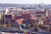 Convent of St. Agnes in Prague Historical Centre — Stock Photo