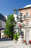 Old city. — Stock Photo