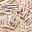Clothespin - Foto de Stock  
