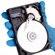 Hard disk — Stock Photo #32940221