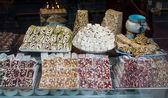 Turkish desserts — Stock Photo