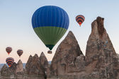 Balão ar quente — Fotografia Stock