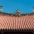 Chinese temple roof — Stock Photo #25088837