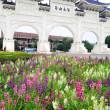 Stock Photo: National Taiwan Democracy Memorial Hall ( National Chiang Kai-sh