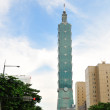 Taipei 101 building — Stock Photo #25577219
