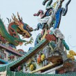 Chinese temple roof — Stock Photo #26868485