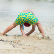 Having fun on beach — Stock Photo #27332653