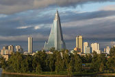 Ryugyong Hotel — Stock Photo