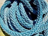 Boat rope — Stock Photo