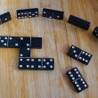 Domino game — Stock Photo #44748467