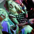 A group of friends having fun in a club — Stock Photo #23022398