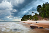 Au Sable Lighthouse. — Stock Photo